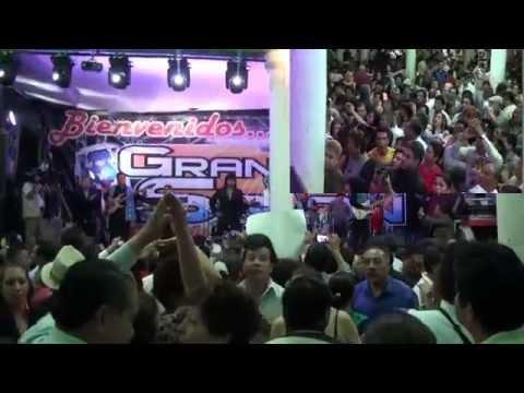 Conjunto Costa Azul en el Gran Salon de Tlatelolco