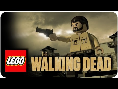 LEGO The Walking Dead Video Game - Gameplay