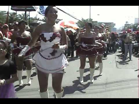 Desfile del 15 de Septiembre de 2009 en Tegucigalpa Honduras