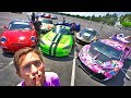 HIDE AND SEEK WITH SUPERCARS! *COPS INVOLVED*