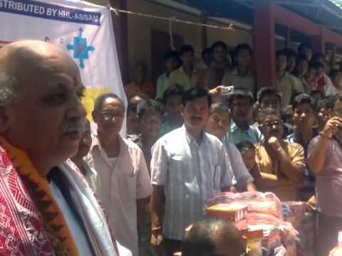 Assam kokrajhar Hindu refugee camp