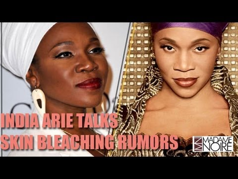 Did India Arie Bleach Her Skin?   BET Awards 2013 ... K Michelle 2013 Bet Awards