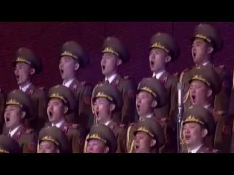 UNBELIEVABLE NORTH KOREAN PERFORMANCE DEPICTS DESTRUCTION OF USA USING ICBM