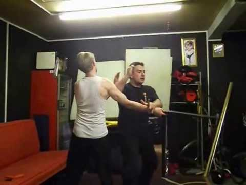 Explosive Urban Jeet Kune Do & Krav Maga Training Image 1