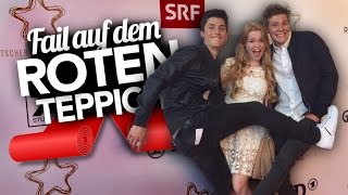 ROTER TEPPICH FAIL! | Joey's Jungle