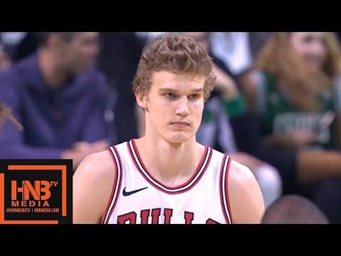 Boston Celtics vs Chicago Bulls 1st Qtr Highlights / Week 10 / Dec 23