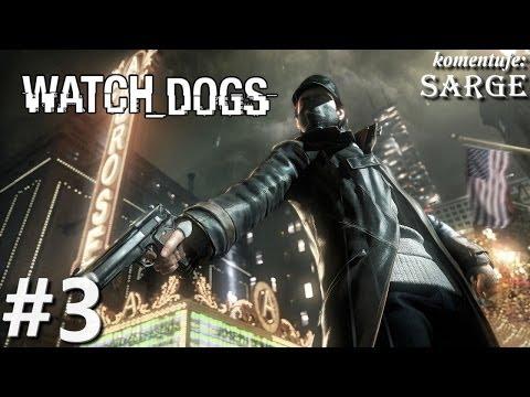 Zagrajmy w Watch Dogs odc. 3 Kierowca z tylnego siedzenia