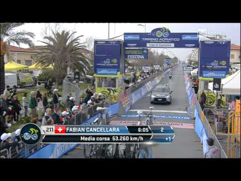 Tirreno - Adriatico 2015 Prologue Final