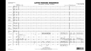 Latin Parade Sequence arr. Paul Murtha & Will Rapp