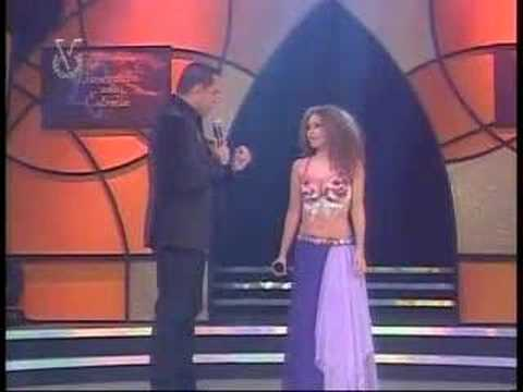 Doble de Shakira Hips dont lie Buscando 1 estrella 7mo prog