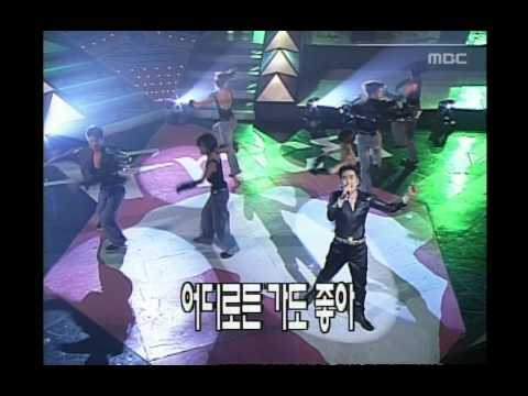 Hwang Sun - young - Five senses, 황선영 - 오감도, MBC Top Music 19970802