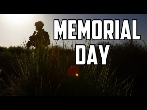 Marine Corps Mondays - Memorial Day