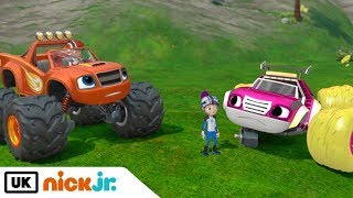 Blaze and the Monster Machines | Fast Friends | Nick Jr. UK