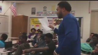 Ga. teacher uses rap songs to teach students history