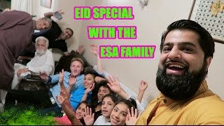 EID SPECIAL WITH THE ESA FAMILY!!! (Vlog)