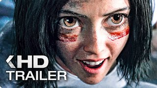 ALITA: Battle Angel Trailer 2 German Deutsch (2019)