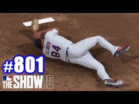 I BROKE HIS BRAIN! | MLB The Show 19 | Road to the Show #801