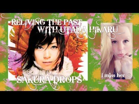 "REACTION/RELIVING THE PAST/UTADA HIKARU ""SAKURA DROPS"" MV/JAPAN/#4"