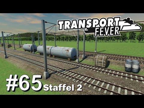 TRANSPORT FEVER S2/#65: Reststreckenbau der ICE/TGV-Linie [Let's Play][Gameplay][German][Deutsch]
