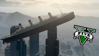 AWESOME TITANIC IN LOS SANTOS !