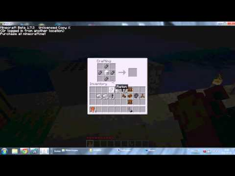 Comment faire un avion dans minecraft youtube - Comment faire un evier dans minecraft ...