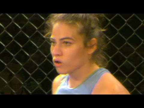 Marina Shafir vs Tabitha Patterson MMA Fight