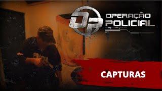 Operação Policial - Doc-Reality - Polícia Civil - Mandados de Busca