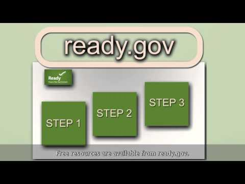 Get Weather Ready: Before a Tornado