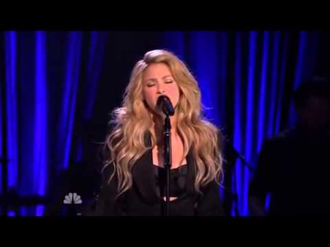 Shakira, Empire ~ Jimmy Fallon's Tonight Show klip izle