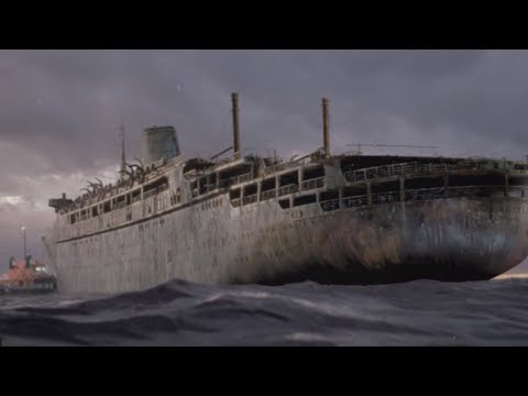 5 Ghost Ships Caught On Camera & Spotted In Real Life!