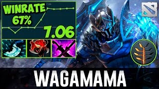 Wagamama Sven Patch 7.06 Dota 2