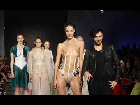 Vancouver Fashion Week  Spring:summer 2014:   Evan Clayton video