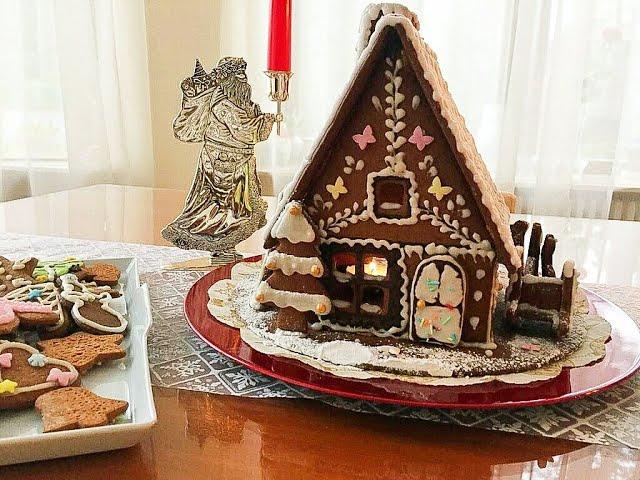 Пряничный Домик // Gingerbread house