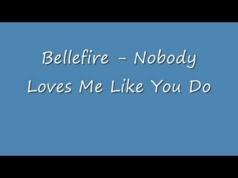 Nobody loves me lyrics