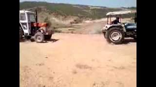 Massey Ferguson 165 vs Ford 3000