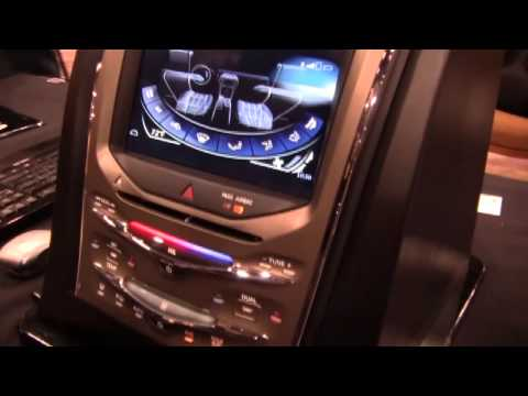 CES 2013: NVIDIA Automotive