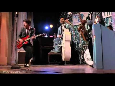 Marty McFly - Johnny B Goode 1955