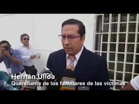 Video: los abogados hablaron al finalizar la primera semana del juicio