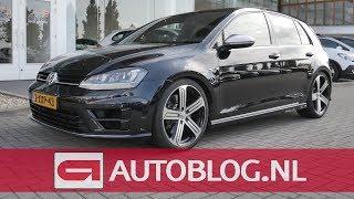 Mijn auto: Volkswagen Golf 7 R van Martijn
