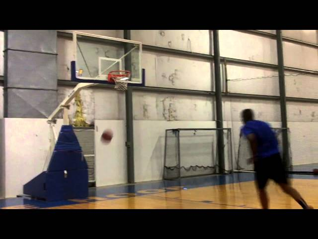 How To Shoot Off The Dribble- Dribble Square Ups Drill