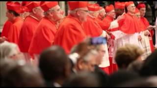 cardinal Chibly Langlois in Rome