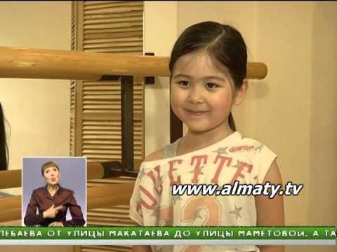 Шестилетняя алматинка победила в австрийской «Минуте славы»
