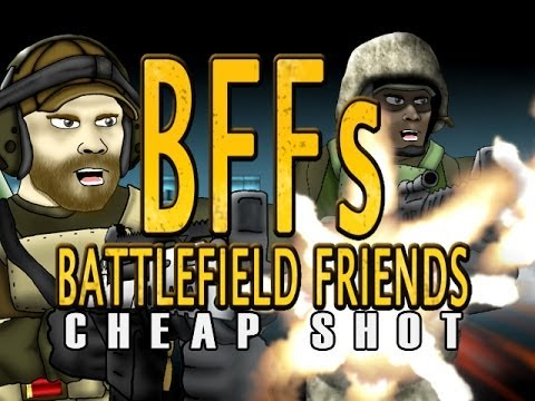 Battlefield Friends Cheap Shot - S2 Ep4
