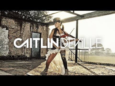 Hyena - Cait Lin | The Electric Violin Diaries