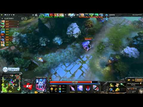 Zephyr vs Johnny's Revenge – Game 1 (WEC – SEA Qualifier)