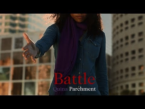 Battle - Quina Parchment