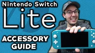 SWITCH LITE ACCESSORIES - What you need, and what STILL works!