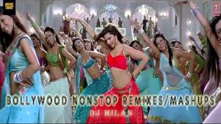 Bollywood Best DJ's Remixes/Mashups Nonstop Mix