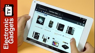 3G Android Tablet -  9.7 Inch, Dual-IMEI, Under $100