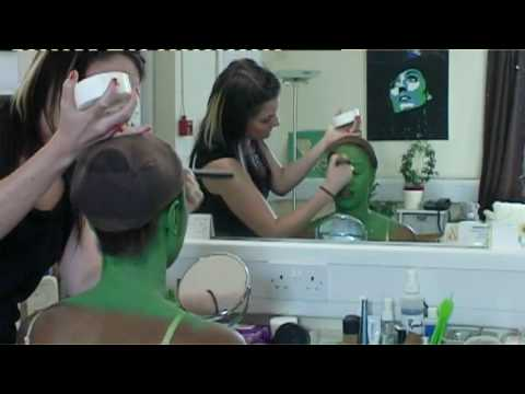 Wicked the Musical – Alexia Khadime discusses make-up